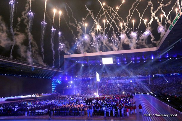 Glasgow Commonwealth Games Opening Ceremony 2014
